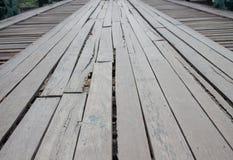 Pont de dommages Photos stock