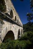 pont de du le Gard photo libre de droits