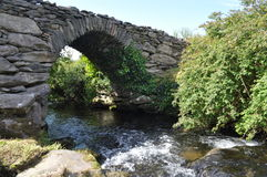 Pont de Garfinny dans Dingle, comté Kerry, Irlande Image libre de droits