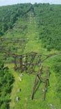 Pont de Kinzua Photo libre de droits