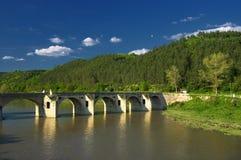 Pont de Kolio Ficheto Photographie stock libre de droits