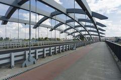 Pont de Kotlarski à Cracovie Image libre de droits