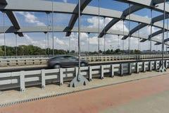 Pont de Kotlarski à Cracovie Photo stock