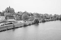 Pont de l Arche Stock Photography