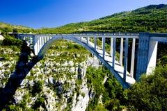 Pont de l'Artuby Stock Images