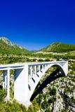 Pont de l'Artuby Stock Image