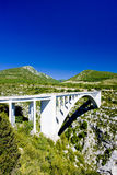 Pont de l'Artuby, Verdon Gorge Royalty Free Stock Photography