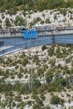 Pont De l'Aturby (Frances) Images stock