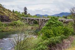 Pont de l'Orégon photo stock