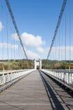 Pont de la Caille Lizenzfreies Stockfoto