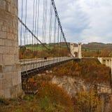 Pont de la Caille (Pont Charles-Albert) royalty free stock image