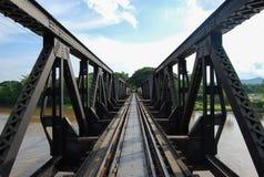 Pont de la mort Image libre de droits