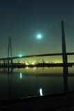 Pont de la rivière Haihe Image libre de droits