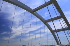 Pont de la voûte X Images stock