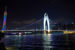 Pont de LieDe Photos stock