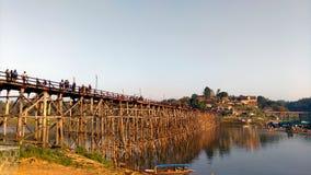 Pont de lundi Photo stock
