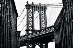 Pont de Manhattan Images stock