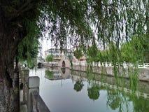 Pont de manque de la Chine Photographie stock