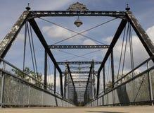 Pont de marche photo stock