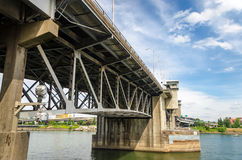 Pont de Morrison images stock