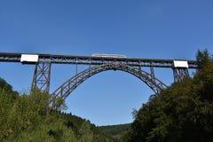 Pont de Muengsten Images stock
