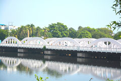 Pont de Napier Photographie stock libre de droits
