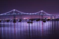Pont de Newport Photo libre de droits