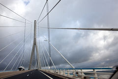 Pont de Normadie Stock Images