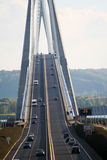 Pont de Normandie Foto de Stock