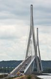 Pont de Normandie Stock Photo