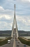 Pont de Normandie Royalty Free Stock Photo