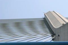 Pont DE Normandie (een brug) Royalty-vrije Stock Foto's
