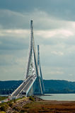 Pont de Normandie Royalty Free Stock Images