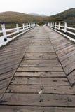 Pont de péage de Penmaenpool, égalisant photo stock