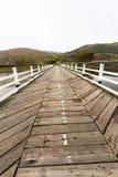 Pont de péage de Penmaenpool, égalisant photographie stock libre de droits