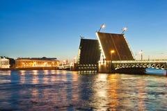 Pont de palais Images stock