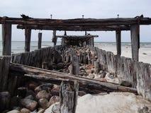 Pont de Palanga Image stock