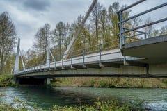 Pont 4 de parc Photographie stock
