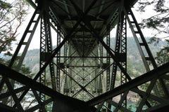 Pont de passage de duperie photographie stock libre de droits