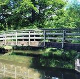 Pont de pays Photo libre de droits