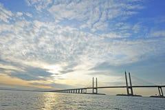 Pont de Penang image stock