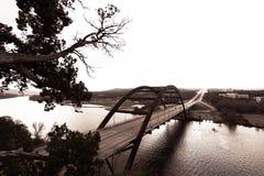 Pont de Pennybacker ou pont 360 photo libre de droits