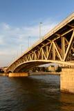 Pont de Petofi Image stock