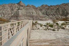 Pont de pied photo libre de droits