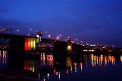 Pont de Portland image stock