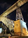 Pont de Porto Photographie stock