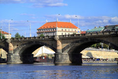 Pont de Prague photos stock