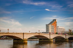 Pont de Putney Images stock