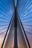 Pont de Putrajaya Image stock