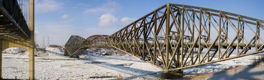 Pont de Quebeque Foto de Stock
